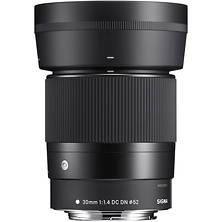 30mm f/1.4 DC DN Contemporary Lens for Canon EF-M Image 0