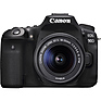 EOS 90D Digital SLR Camera with EF-S 18-55mm f/3.5-5.6 IS STM Lens