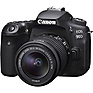 EOS 90D Digital SLR Camera with EF-S 18-55mm f/3.5-5.6 IS STM Lens Thumbnail 1