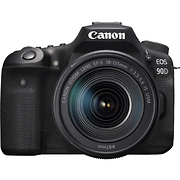 EOS 90D Digital SLR Camera with EF-S 18-135mm f/3.5-5.6 IS USM Lens