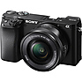 Alpha a6100 Mirrorless Digital Camera with 16-50mm Lens (Black)