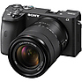 Alpha a6600 Mirrorless Digital Camera with 18-135mm Lens (Black)