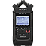H4n Pro 4-Input / 4-Track Portable Handy Recorder with Onboard X/Y Mic Capsule (Black)