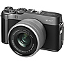 X-A7 Mirrorless Digital Camera with 15-45mm Lens (Dark Silver)