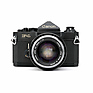 F-1 35mm Camera with 55mm f/1.2 FD Lens - Pre-Owned