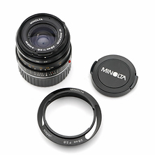 Minolta 28mm f/28 M Lens - Pre-Owned Image 0
