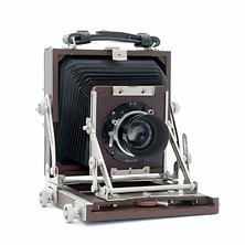 Woodman 4x5 Camera with 150mm f/6.3 Lens - Pre-Owned Image 0