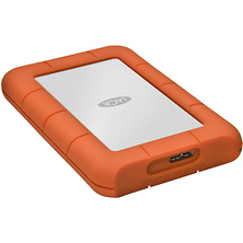 5TB Rugged Mini USB 3.0 External Hard Drive Image 0