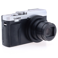 Lumix DCZS80 Digital Camera Silver - Open Box Image 0