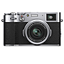 X100V Digital Camera (Silver) Thumbnail 0