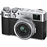 X100V Digital Camera (Silver) Thumbnail 1