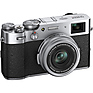 X100V Digital Camera (Silver) Thumbnail 2