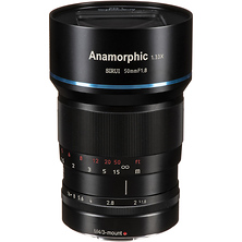 50mm f/1.8 Anamorphic 1.33x Lens for Micro Four Thirds Image 0