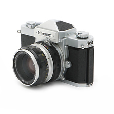 Nikomat FTN Camera with 50mm f/2.0 Lens - Used Image 0