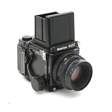 RZ67 PRO II Camera with Mamiya 110mm f/2.8 Lens, WL, and 120 Back - Used Image 0