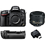 D610 Digital SLR Camera with 50mm f/1.8 Lens Kit