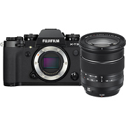X-T3 Mirrorless Digital Camera with 16-80mm Lens (Black)