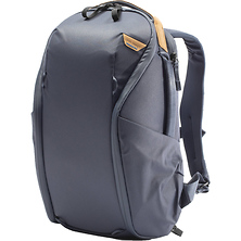 Everyday Backpack Zip (15L, Midnight) Image 0