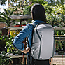 Everyday Backpack Zip (15L, Ash) Thumbnail 8