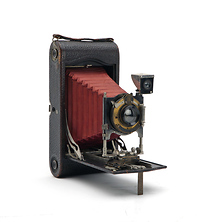 No. 3A Folding Pocket Camera with Red Bellows - Used Image 0