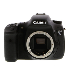 EOS 7D Digital SLR Camera Body - Used Image 0