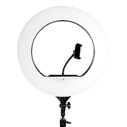 18 in. Luminous Pro Bi-Color LED Ring Light