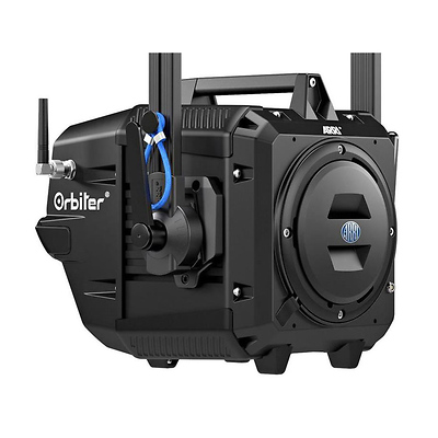 Orbiter LED Light with Open Face without Lens, Yoke & Cable (Black) Image 0