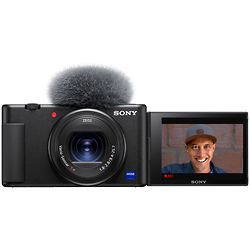 Sony ZV-1 Digital Camera Image