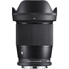 16mm f/1.4 DC DN Contemporary Lens for Leica L Image 0