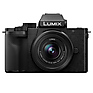 Lumix DC-G100 Mirrorless Micro Four Thirds Digital Camera with 12-32mm Lens (Black)