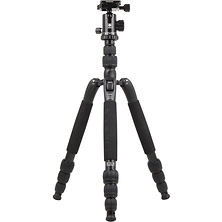 Travel Tripod Kit - T1004SK Tripod with G10KX Ball Head Image 0