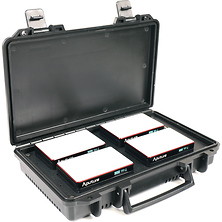 MC 4-Light Travel Kit with Charging Case Image 0