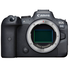 EOS R6 Mirrorless Digital Camera Body Image 0