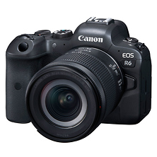 EOS R6 Mirrorless Digital Camera with 24-105mm f/4-7.1 Lens Image 0