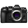 OM-D E-M1 Mark III Mirrorless Micro Four Thirds Digital Camera Body (Black)