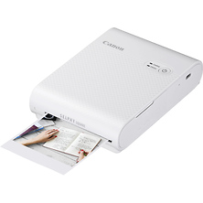 SELPHY Square QX10 Compact Photo Printer (White) Image 0