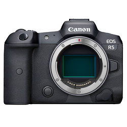 Canon EOS R5 Mirrorless Digital Camera Body Image