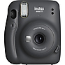 INSTAX Mini 11 Instant Film Camera (Charcoal Gray)