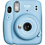 INSTAX Mini 11 Instant Film Camera (Sky Blue)