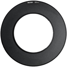 52-82mm Step-Up Ring for 82mm C4 Cinema Filter Holder and V5 or V6 Series 100mm Filter Holder Adapter Rings Image 0