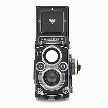 Rolleiflex 3.5F III TLR Camera with Planar Lens - Used Image 0