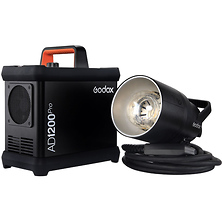 AD1200Pro Battery Powered Flash System Image 0