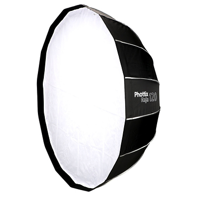 47 in. Raja Deep Quick-Folding Softbox Image 0
