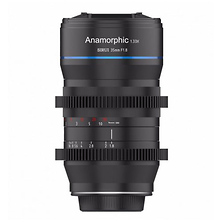 35mm f/1.8 Anamorphic 1.33x Lens for Micro Four Thirds Image 0
