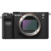 Alpha a7C Mirrorless Digital Camera Body (Black)