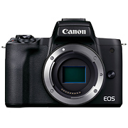 EOS M50 Mark II Mirrorless Digital Camera Body (Black)
