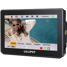 5 in. Touch On-Camera HDMI Monitor Image 0