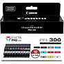 PFI-300 Ten Color Ink Tank Value Pack