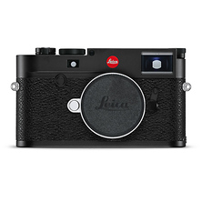 M10-R Digital Rangefinder Camera (Black Chrome) Image 0