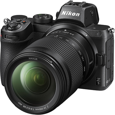 Z 5 Mirrorless Digital Camera with 24-200mm Lens Image 0